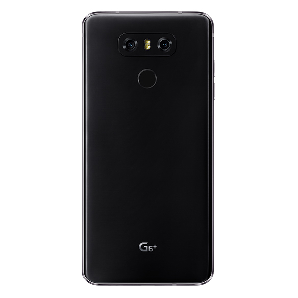 LG G6 Plus 4G Smartphone 128GB Black + Wireless Headset