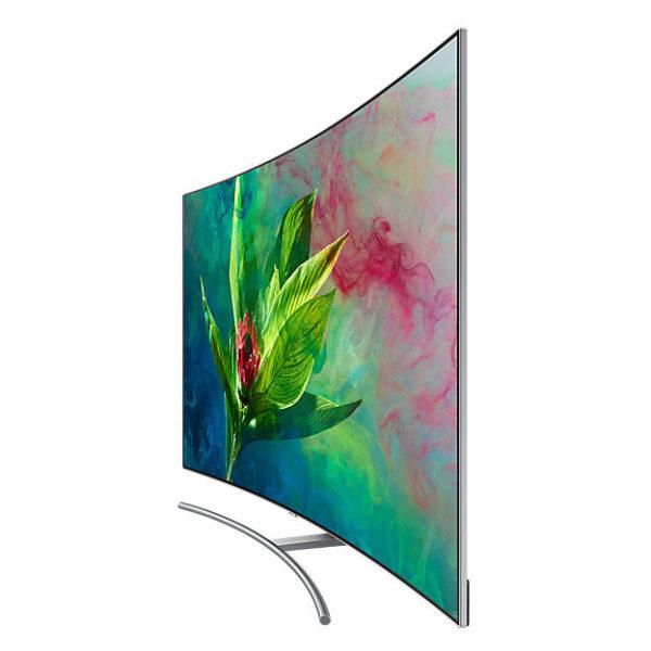 Samsung 65Q8CNA Curved Smart 4K QLED Television 65inch (2018)