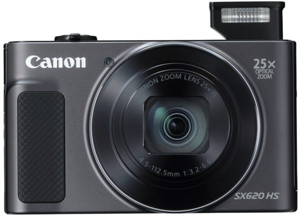 Canon PowerShot SX620 HS Digital Camera Black