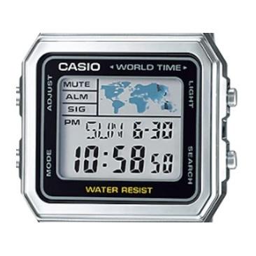 Casio A500WA-1 Vintage Unisex Watch