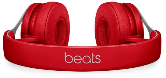 Beats ML9C2ZM/A EP On-Ear Headphones Red