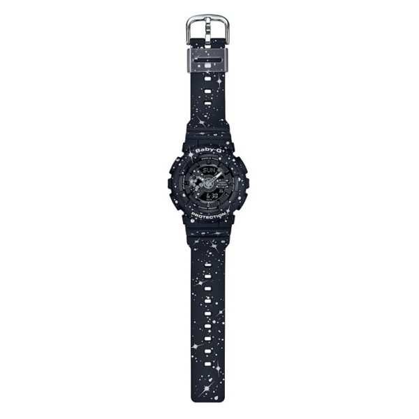 Casio BA110ST1ADR Baby G Watch