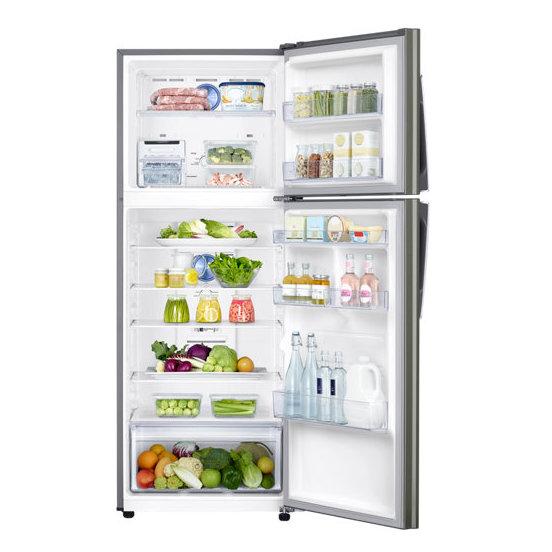 Samsung Top Mount Refrigerator 384 Litres RT50K5010SAS8