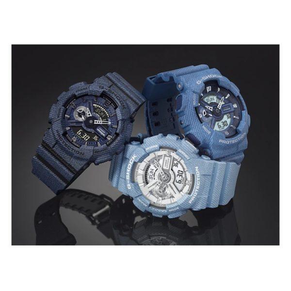 Casio GA110DC2ADR G Shock Watch