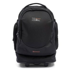 021496cd98e5 Eminent E569021BLK Laptop Trolley Backpack 21inch Black