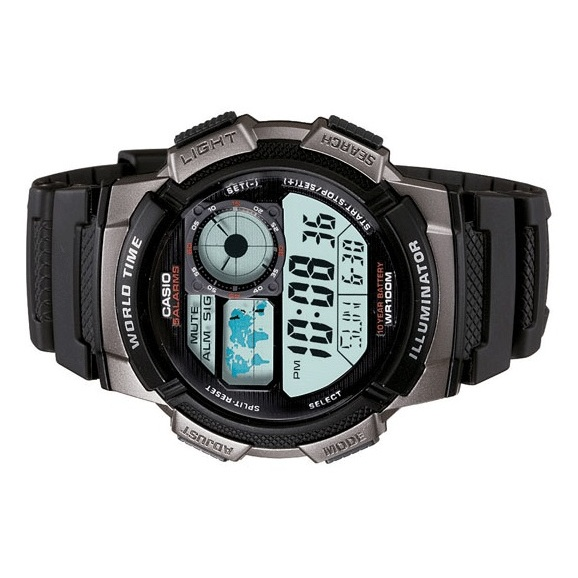 Casio AE-1000W-1BV Watch