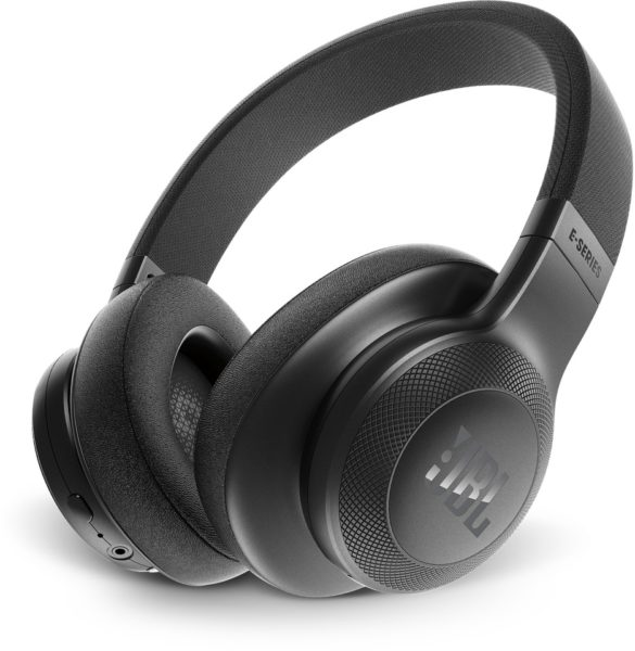 JBL Over Ear Headphone Black E55BT
