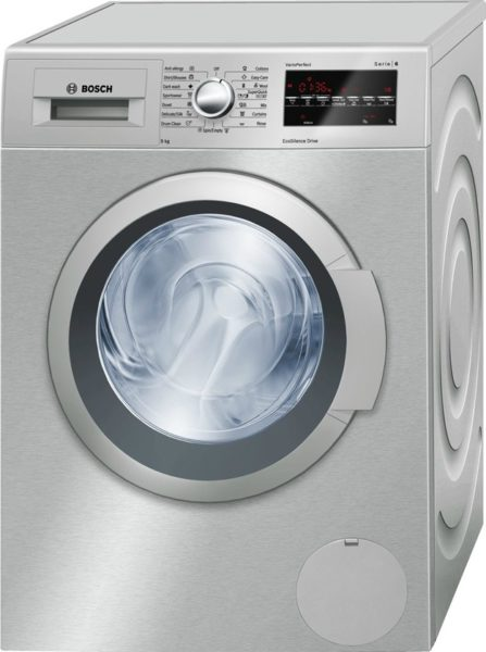 Buy Bosch Front Load Washer 9kg WAT2848XGC – Price, Specifications & Features | Sharaf DG