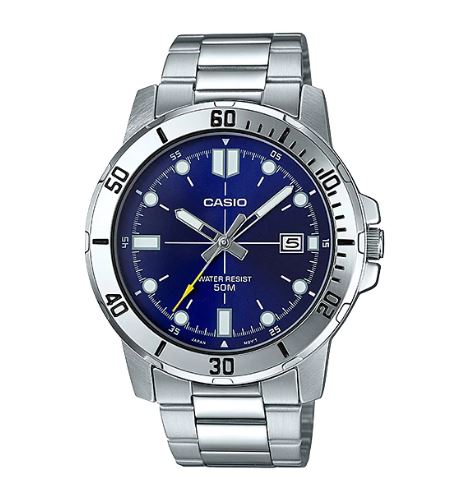 Casio MTP-VD01D-2EVU Dress Men's Watch