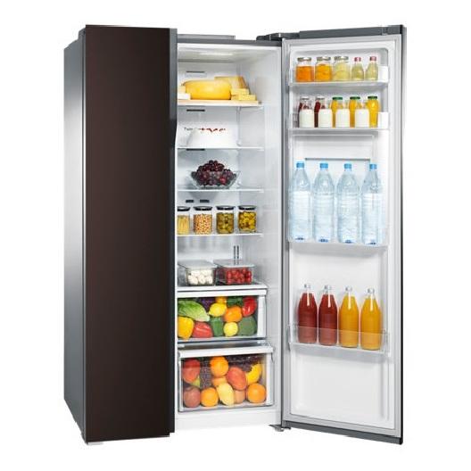 Samsung Side By Side Refrigerator 680 Litres 1128RS554NRUA9MAE