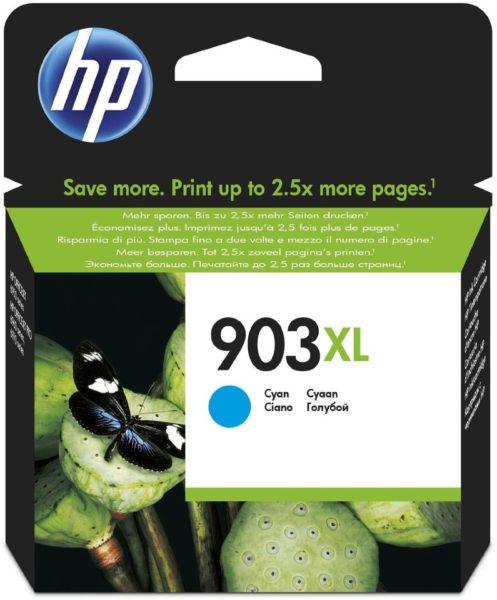 HP 903XL T6M03AE High Yield Cyan Original Ink Cartridge