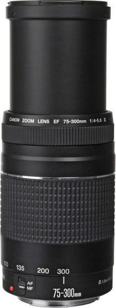Canon EF 75-300 III USM 35mm Lens