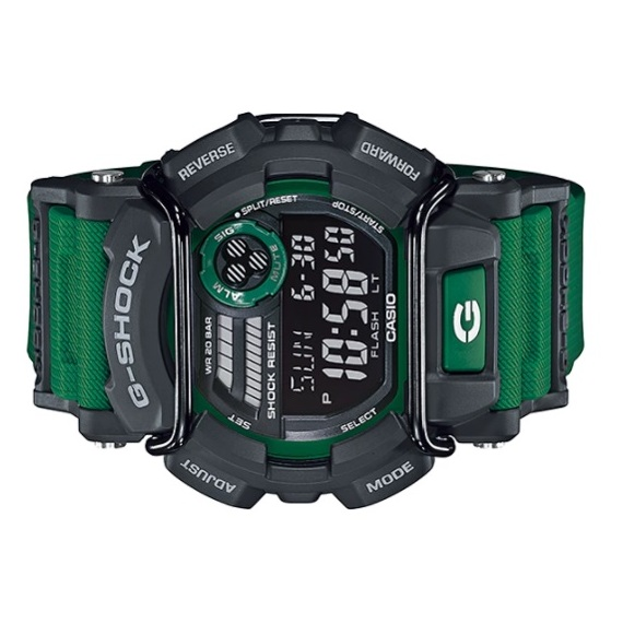 Casio GD-400-3 G-Shock Watch