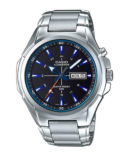Casio MTP-E200D-1A2V Enticer Men's Watch