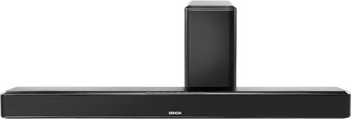 Denon DHT514BK Sound Bar with Wireless Subwoofer