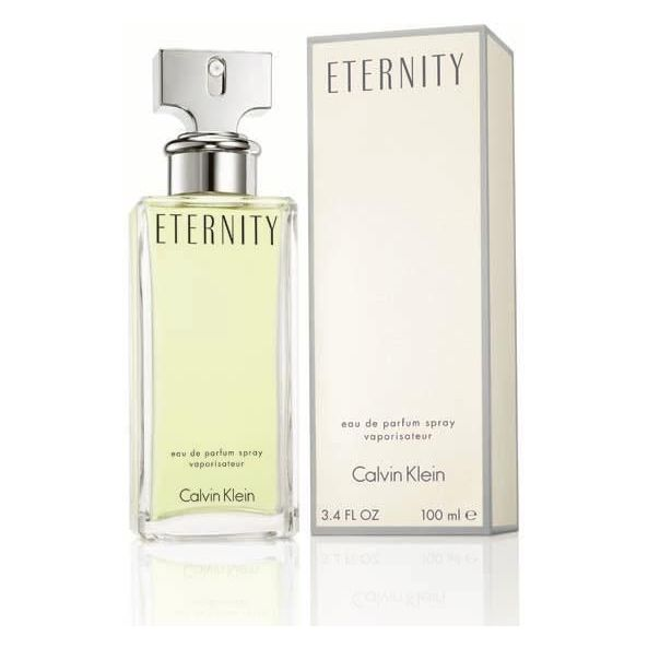 Calvin Klein Eternity Perfume For Women 100ml Eau de Parfum