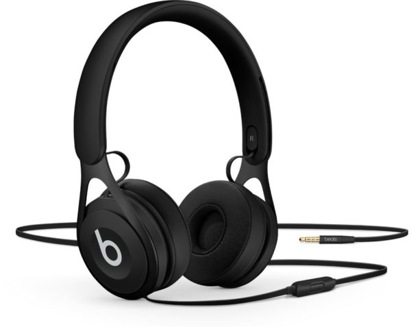 Beats ML992ZMA EP On Ear Headphones Black