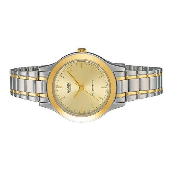 Casio LTP-1128G-9AR Enticer Women's Watch