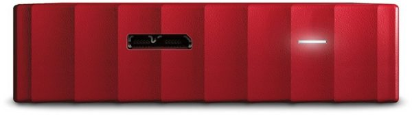 Western Digital WDBYFT0040BRD My Passport Hard Drive 4TB Red