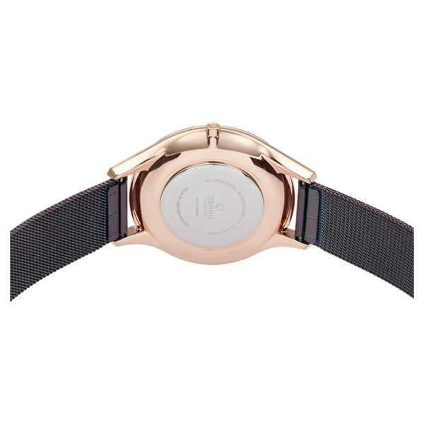 Obaku V217LXVNMN Ladies Watch