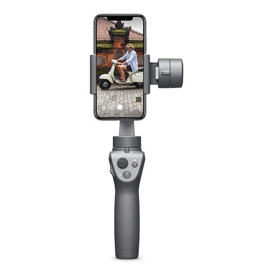 DJI OM170 Osmo Mobile 2 Stabilizer Gray