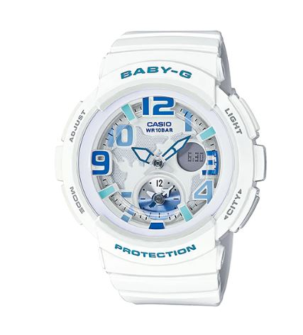 Casio BGA-190-7BDR Baby G Watch