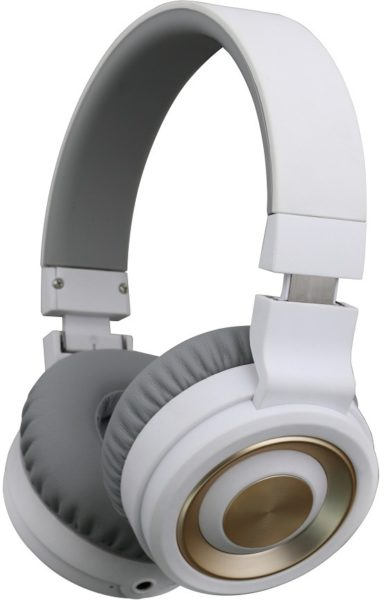 Eklasse EKBTHP08IN Bluetooth Headphone White