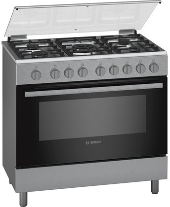 Bosch 5 Gas Burners Cooker HGI12TQ50M