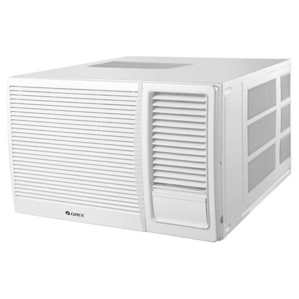 Gree Window Air Conditioner 1.5 Ton QUIESN18C3
