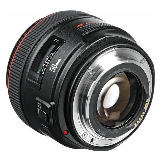Canon 50MM f1.2L Digital Camera Lens