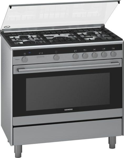 Siemens 5 Gas Burners Cooker HQ738357M