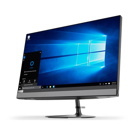 Lenovo IdeaCentre AIO 520 Desktop - Core i3 2GHz 4GB 1TB Shared Win10 21.5inch FHD Silver