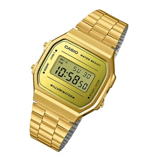 Casio A168-WEGM9 Vintage Unisex Watch