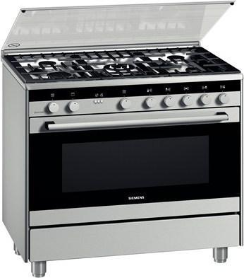 Siemens 5 Gas Burners Cooker HG73G8357