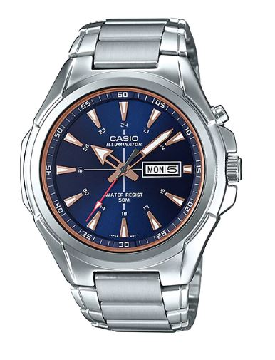 Casio MTP-E200D-2A2V Enticer Men's Watch