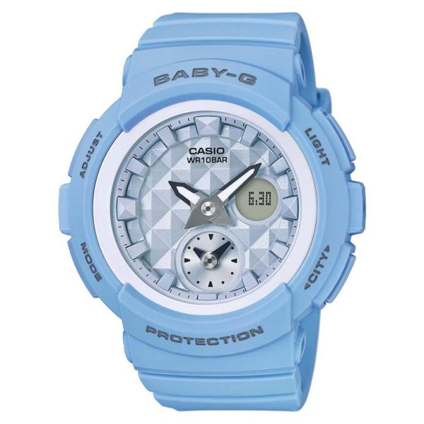 Casio BGA190BE2ADR Baby G Watch