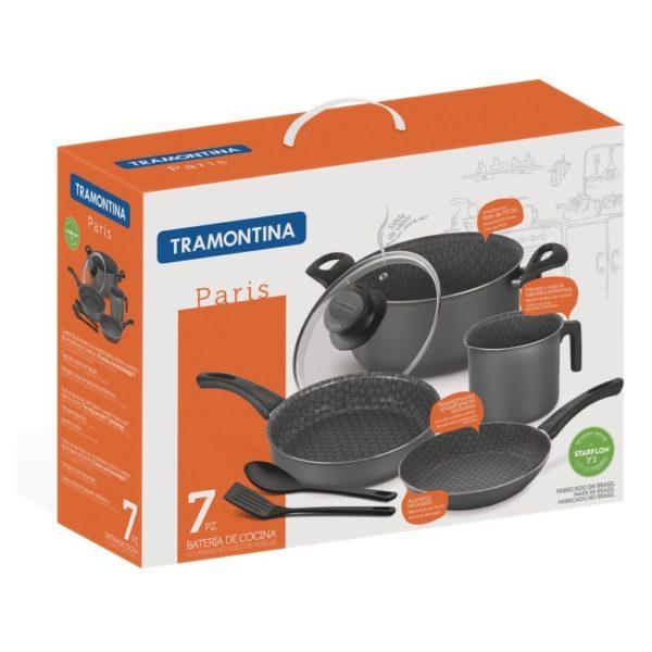 Tramontina Paris Cookware 7pc Set 20599389