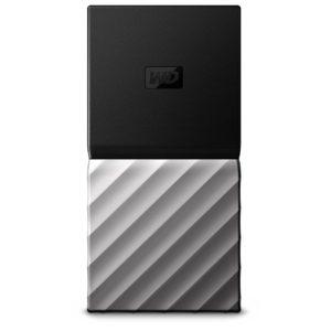 Western Digital - My Passport USB 3.1 Solid State Drive 512GB