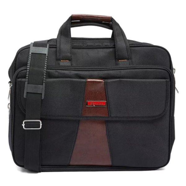 Senator Laptop Carry Case 17inch Black KH8071-17