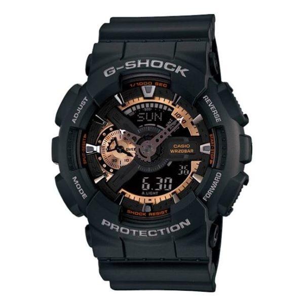 Casio GA-110RG-1A G-Shock Watch