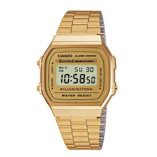 Casio A168WG-9W Watch
