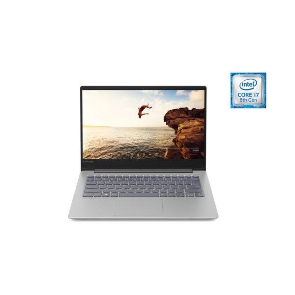 Lenovo Ideapad 530s Laptop - Core i7 1.8GHz 8GB 256GB 2GB Win10 14inch FHD Mineral Grey