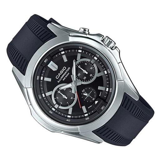 Casio MTP-E2041AV Enticer Men's Watch