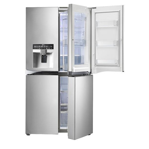 LG Multi Door Refrigerator GRJ33FWCHL