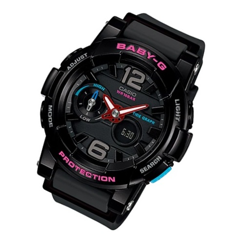 Casio BGA1801BDR Baby G Watch