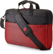 HP Y4T18AA 15.6 Duotone BriefCase Red