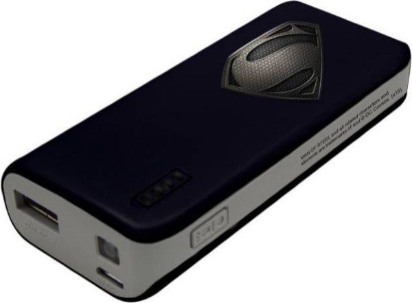 Free Superman PBS30 Powerbank 4000mAh worth AED 199