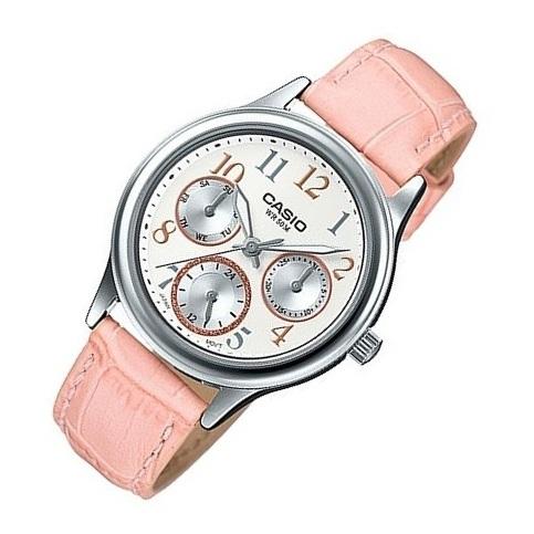 Casio LTP-E306L-4BV Watch