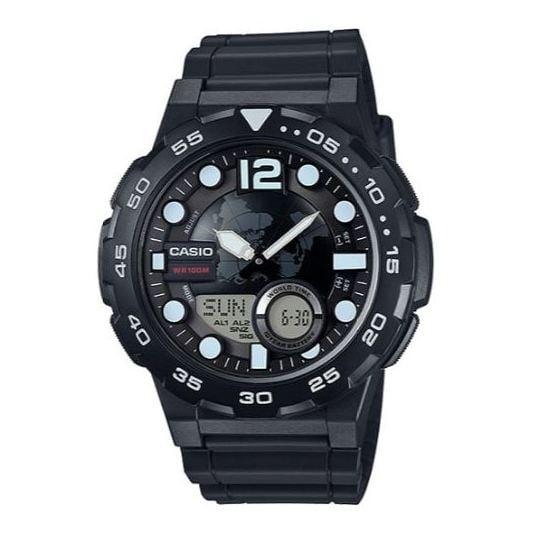 Casio AEQ-100W-1AV Youth Unisex Watch