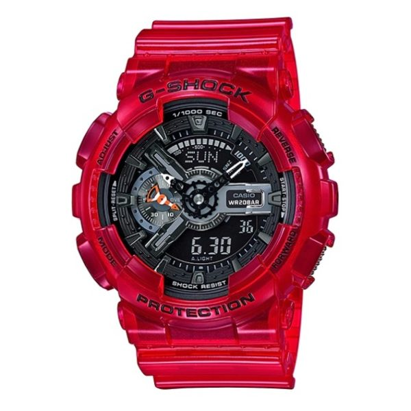 Casio GA110CR4ADR G Shock Watch